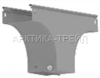 SCAT Т-отвод вертикальный с разворотом 100/100х50 2353233