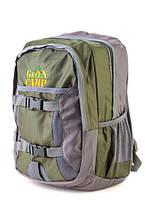 Рюкзак для путешествий GREEN CAMP 20л GC-107 туристический легкий рюкзак качественный