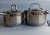 Набор кастрюль Bohmann BH 1908 G 8 предметов