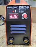 Сварочный инвертор ИСКРА ММА-306D IGBT, фото 5