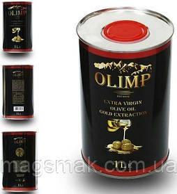 Оливковое масло Olimp, 1 л, ж/б
