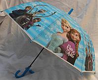 Зонт Детский трость полуавтомат Холодное Сердце 18-3125-1