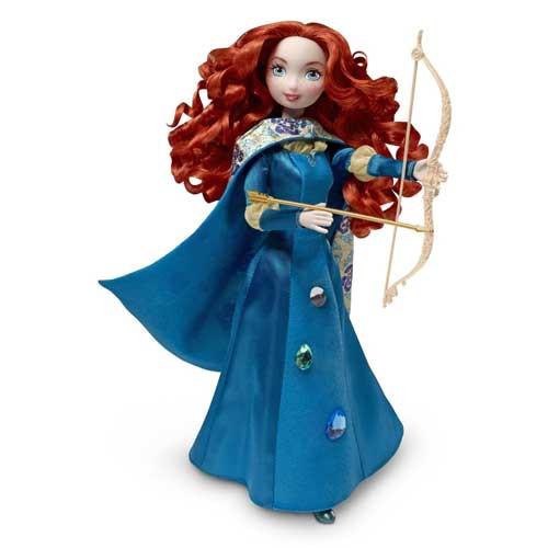 принцесса мерида Храброе серце