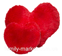 """Мягкая подушка """"Сердце"""" 22 см"""