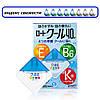 Капли для глаз увлажняющие из Японии Rohto Cool 40α натуральная слеза