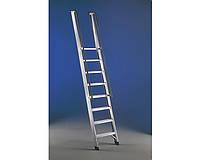 Лестницы и стремянки SVELT Лестница с перилами SVELT GIORNO 18 ступеней