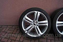 """Комплект дисков 21"""" Mallory с резиной Dunlop SP Quatromaxx"""
