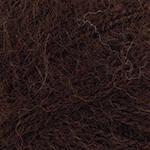 Пряжа для ручного вязания YarnArt Angora ram нитки 116 темно коричневый