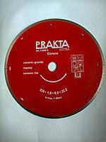 Алмазный круг по керамограниту 230мм. PRAKTA EXTRA Corona art.1-205-3.