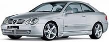 Фаркопы на Mercedes CLK w209 (2002-2006)
