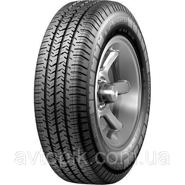 Літні шини Michelin Agilis 51 195/65 R16С 100/98T