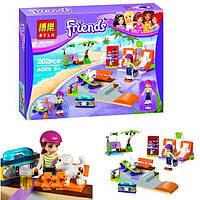 "Конструктор Bela Friends 10491 ""Скейт-парк"" (аналог LEGO Friends 41099), 202 дет."