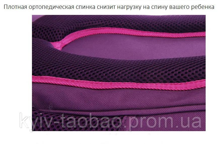 Школьный ортопедический рюкзак премиум класса DeLune