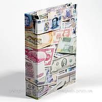 Альбом для банкнот BILLS (100 листов)