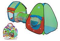 Детская игровая палатка с тоннелем Play Smart (A999-143)