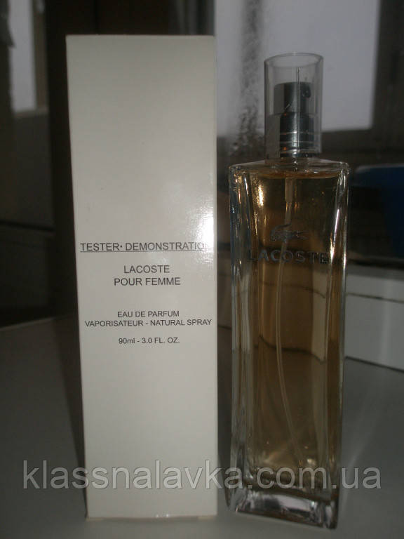 Женская парфюмированная вода Lacoste Pour Femme тестер 0e8530ab2deca