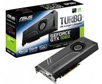 Видеокарта ASUS GeForce GTX 1060 Turbo 6GB GDDR5