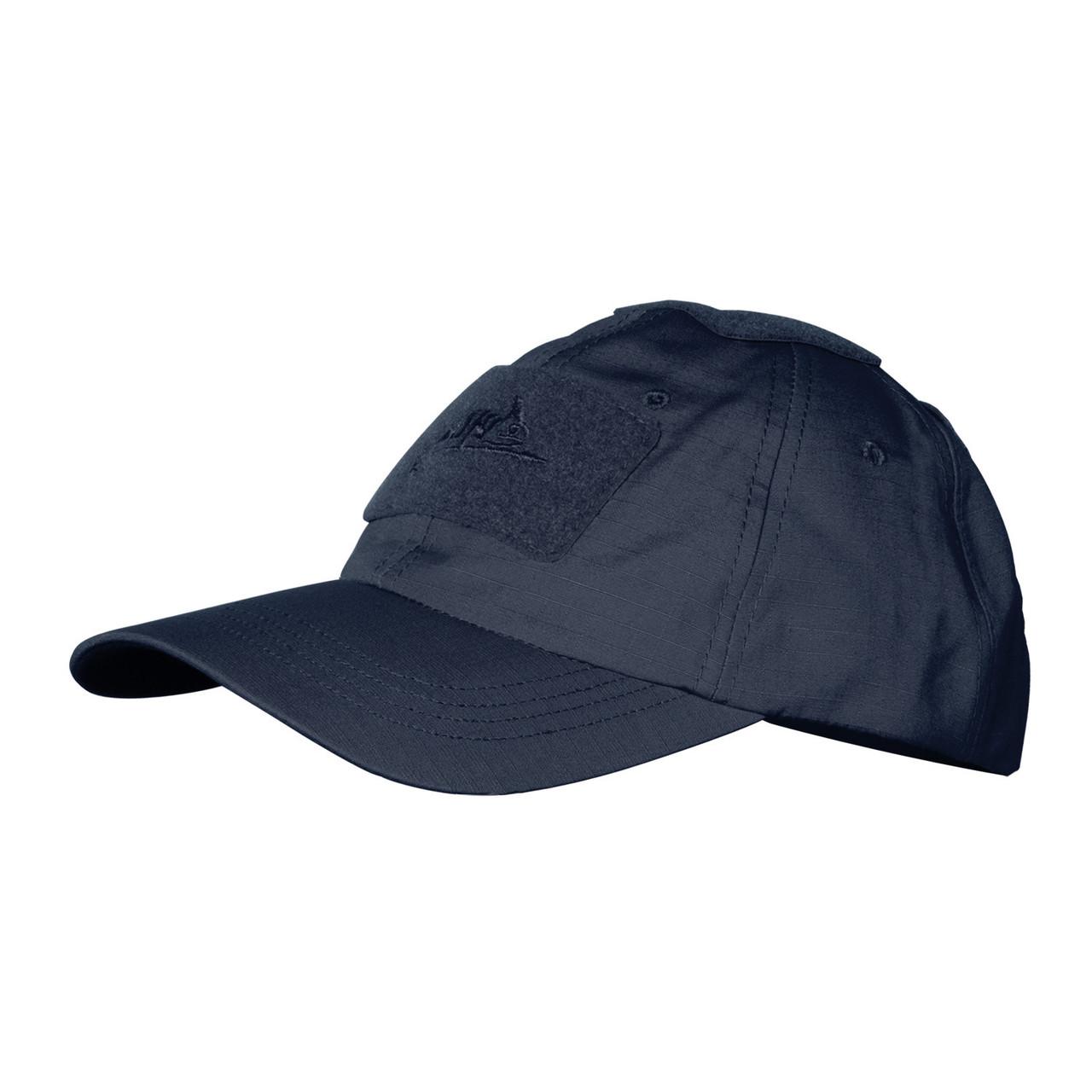 Тактическая бейсболка Helikon-Tex® Tactical Baseball Cap PR - Темно-синяя