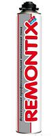 Пена монтажная 45л PRO REMONTIX  750 мл,всесезонная