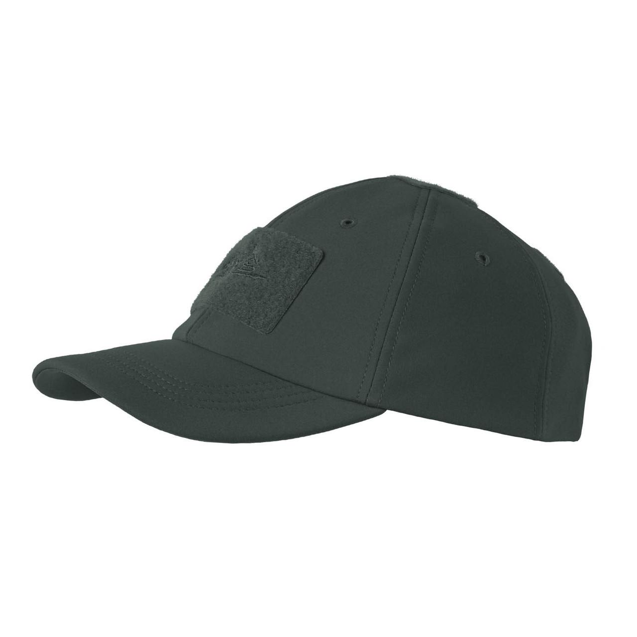 Тактическая бейсболка зимняя Helikon-Tex® Tactical Baseball Winter Cap - Jungle Green