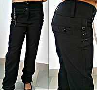Школьные брюки для девочки 2 цвета