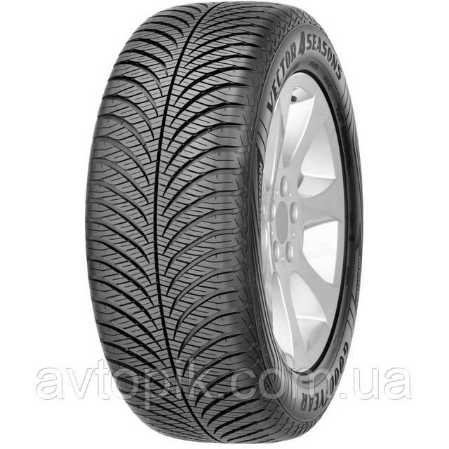 Всесезонні шини Goodyear Vector 4 Seasons G2 255/55 R18 109V XL