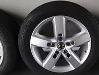 """Комплект оригинальных 19"""" дисков на VW Touareg стиль Everest"""