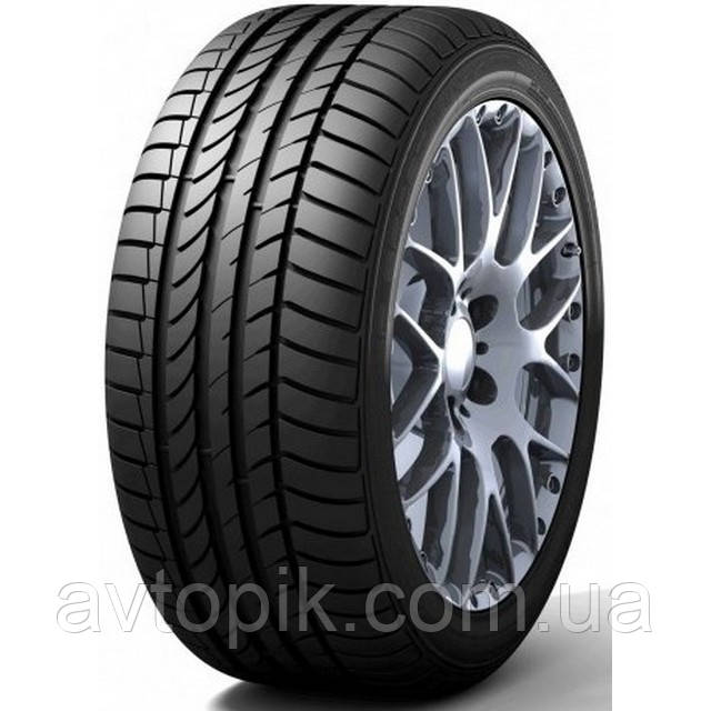 Літні шини Dunlop SP QuattroMaxx 295/35 ZR21 107Y XL