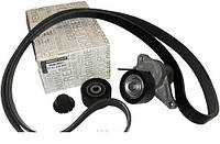 Комплект ремня генератора +АС Рено Трафик 2.0dCi Renault (Оригинал) 770147