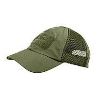 Тактическая бейсболка Helikon-Tex® Tactical Baseball Vent Cap PR - Олива