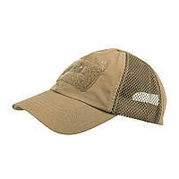 Тактическая бейсболка Helikon-Tex® Tactical Baseball Vent Cap PR - Койот