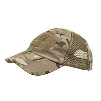 Тактическая бейсболка Helikon-Tex® Tactical Baseball Vent Cap PR - Мультикам