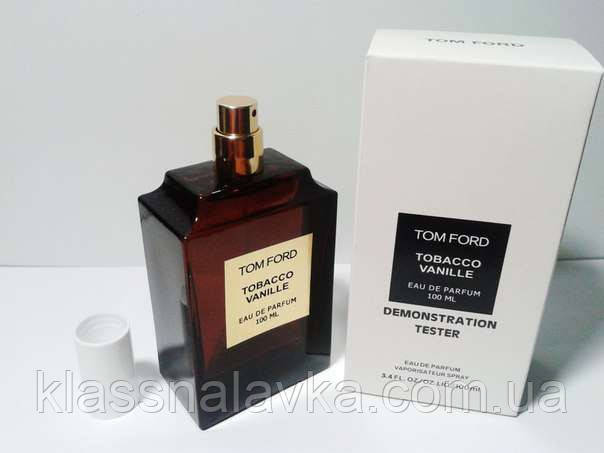Tom Ford Tobacco Vanille Edp 100 Ml U тестер в категории