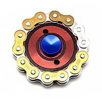 Спиннер металлический CHAIN, Fidget Spinner