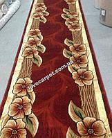 Дорожка лилия бордо Турция