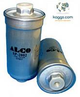Фильтр очистки топлива Alco sp2002 для ALFA ROMEO, CITROEN, FIAT, FORD, LANCIA, PEUGEOT, PORSCHE, RENAULT.