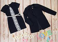 Платье - туника для девочки   5-10 лет