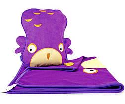 Детский плед, подушка, Ollie, Trunki TRUA0127