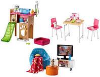 Набор мебели Barbie для дома в асс.(DVX44)