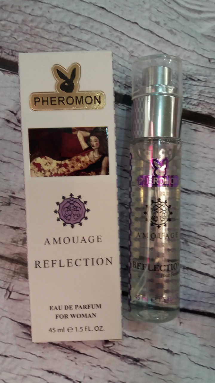 женский мини парфюм с феромонами 45 мл Amouage Reflection Woman