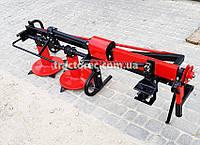 Косилка роторная боковая КР-09М 2 для мототракторов любой модели! Новинка! ХИТ ПРОДАЖ! Коса Косарка сенокосилк