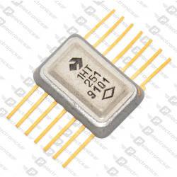 1НТ251(Au) транзисторная сборка (5-я приемка) (корпус 401.14-6)