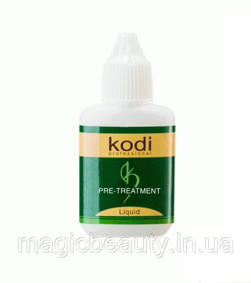 Обезжиреватель для ресниц ( Pre treatment ) Kodi Professional 15 g
