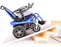 Складной алюминиевый пандус (рампа) для инвалидных колясок 1,5 М