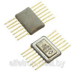 2ТС622А(Au) Транзисторная матрица (5-я приемка) (корпус 401.14-6)