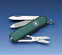 Нож Victorinox Classic SD 0.6223.4, очень легкий 22 гр, маленький, компактный, удобный
