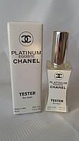 Туалетная вода для мужчин Chanel Egoiste Platinum тестер 60 мл