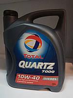 Масло моторное Total Quartz  10W40 7000 Diesel  5л