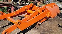 Ремонт погрузочного оборудования трактора Т-156