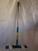 Полотер для пола LUX 02 хромированный, фото 1